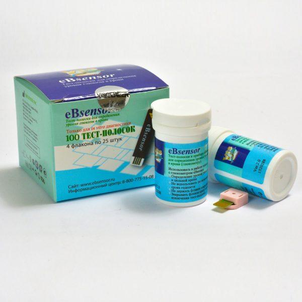 Диабет 2 типам льготные тест полоски